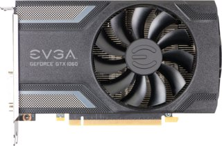 EVGA GeForce GTX 1060 Superclocked