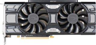 EVGA GeForce GTX 1070 Ti SC Black Edition ACX 3.0