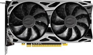 EVGA GeForce GTX 1650 SC Ultra Black Gaming GDDR6