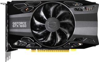 EVGA GeForce GTX 1650 XC Gaming