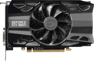 EVGA GeForce GTX 1660 Ti XC Gaming