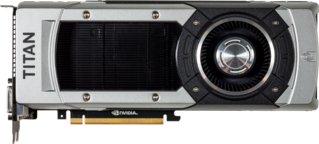 EVGA GeForce GTX Titan Black Superclocked