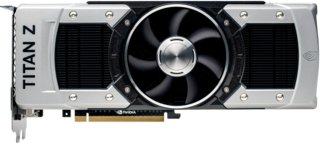EVGA GeForce GTX Titan Z Superclocked