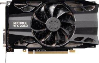 EVGA GeForce RTX 2060 XC Black Gaming
