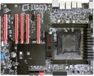 EVGA X79 Classified