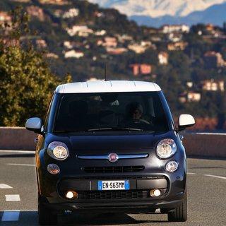 Fiat 500L MPW Pop Star 1.6 Multijet (2014)