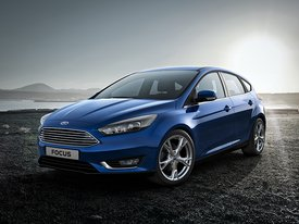 Ford Focus SE Hatch (2014)