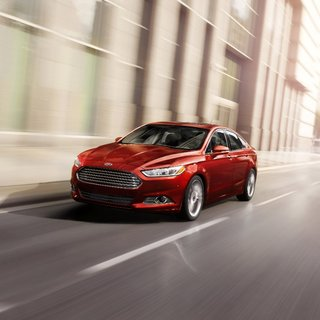 Ford Fusion S (2014)