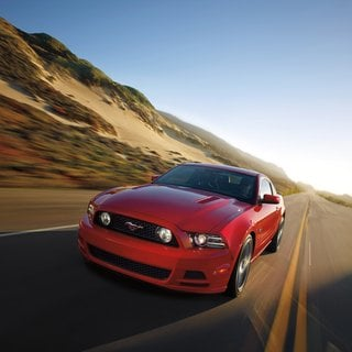 Ford Mustang V6 (2014)
