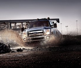 Ford Super Duty F-250 XL (2015)
