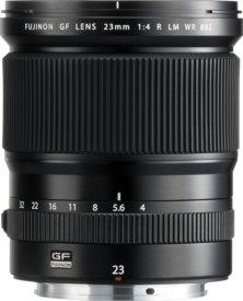 Fujifilm GF 23mm f/4 R LM WR