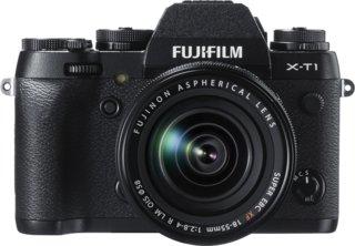 Fujifilm X-T1 IR + Fujifilm XF 18-55mm F2.8-4 R LM OIS