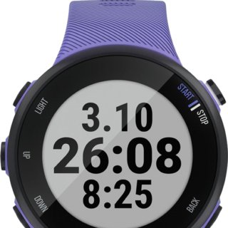 Garmin Forerunner 45S 42mm