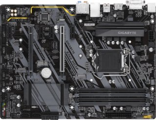 Gigabyte B360 HD3P