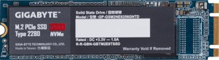 Gigabyte M.2 PCIe 256GB
