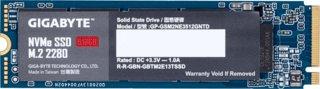 Gigabyte NVMe SSD 512GB