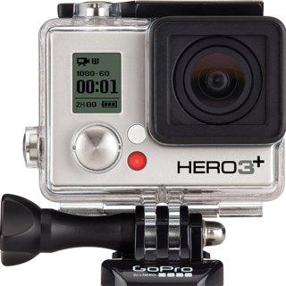 GoPro Hero3+ Silver