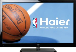 "Haier 55"" slim LED"
