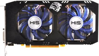HIS Radeon RX 470 IceQ X2 OC