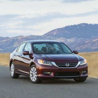 Honda Accord EX Sedan (2014)