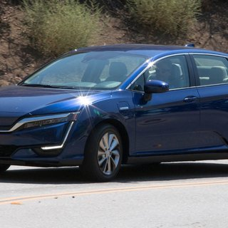Honda Clarity Electric (2017)