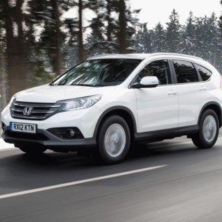 Honda CR-V LX (2014)