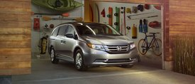Honda Odyssey LX (2015)
