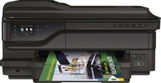 HP Officejet 7610 Wide Format