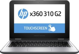 "HP x360 310 G2 11.6"" Intel Celeron N3050 1.6GHz / 4GB / 128GB"