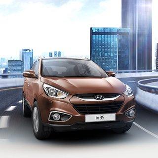 Hyundai ix35 S (2014)