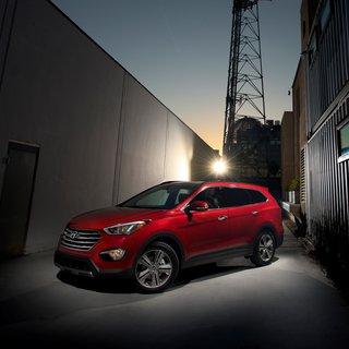Hyundai Santa Fe GLS (2014)