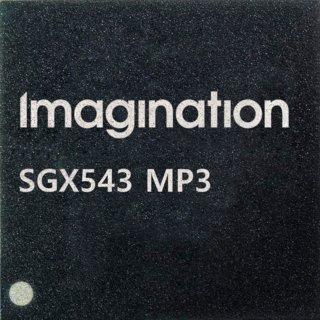 Imagination Technologies PowerVR SGX543 MP3