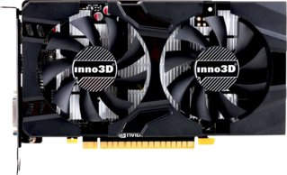 Inno3D GeForce GTX 1050 Twin X2