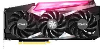 Inno3D iChill GeForce RTX 3060 Ti X3 Red