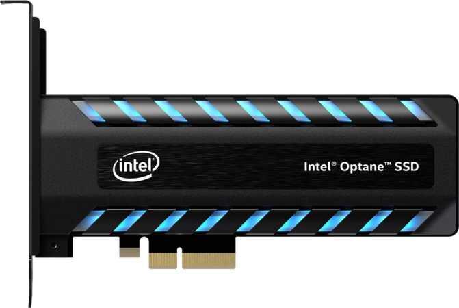 Intel Optane 905P HHHL 960GB