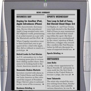 Irex Technologies Digital Reader 1000S
