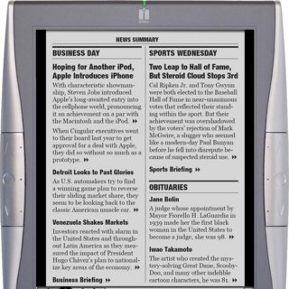 Irex Technologies Digital Reader 1000SW