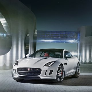 Jaguar F-Type R Coupe (2014)
