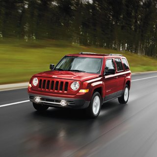 Jeep Patriot Sport 4x4 (2014)