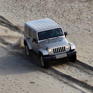 Jeep Wrangler Unlimited Sport (2014)