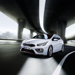 Kia cee'd GT (2014)