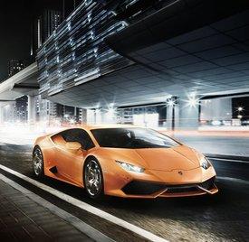 Lamborghini Huracán LP 610-4 (2015)