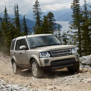 Land Rover Discovery GS (2014)