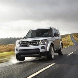 Land Rover Range Rover Evoque Pure (2014)