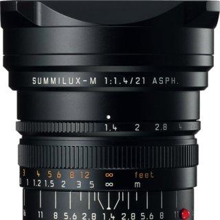 Leica Summilux-M 21mm F/1.4 ASPH