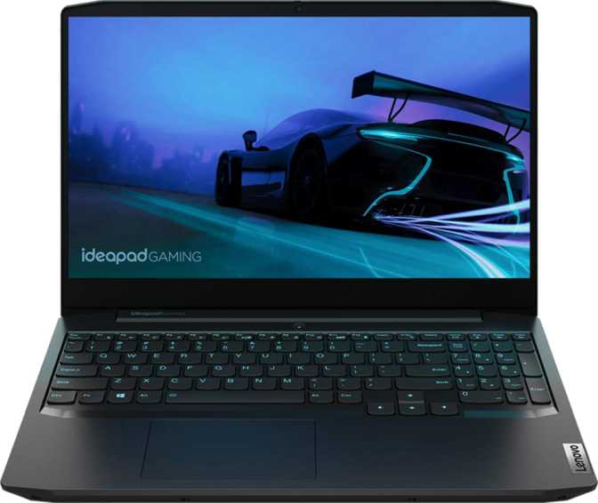 "Lenovo IdeaPad Gaming 3i 15.6"" Intel Core i5-10300H 2.5GHz / Nvidia GeForce GTX 1650 Laptop / 8GB RAM / 1TB HDD + 256GB SSD"