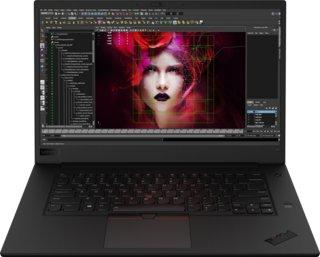 "Lenovo ThinkPad P1 15.6"" UHD Intel Core i7-8850H 2.6GHz / 16GB RAM / 512GB SSD"