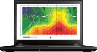 "Lenovo ThinkPad P50 15.6"" Intel Xeon E3 1505M 2.8GHz / 8GB / 1.95TB"