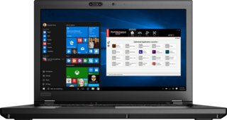 "Lenovo ThinkPad P52 15.6"" Intel Core i7-8750H 2.2GHz / 16GB RAM / 1TB SSD"