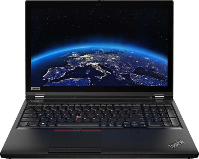 "Lenovo ThinkPad P53 15.6"" UHD Intel Core i7-9750H 2.6GHz / 16GB RAM / 512GB SSD"